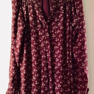 Sienna Sky Dress size L